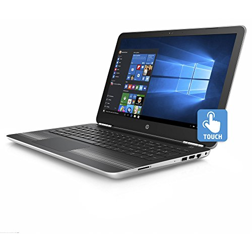 HP Pavilion 15.6 Inch Premium Flagship Touchscreen Gaming Laptop Computer ( Intel Core i7-6500U 2.5GHz, 12GB DDR4 RAM, 1TB HDD, NVIDIA GeForce 940MX, Backlit Keyboard, Windows 10 ) - 20 Inch Tv Dvd Combo