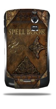 Magic Spell Book Design Pattern Image Curve 8300 8310 8320 Vinyl Decal Sticker Skin
