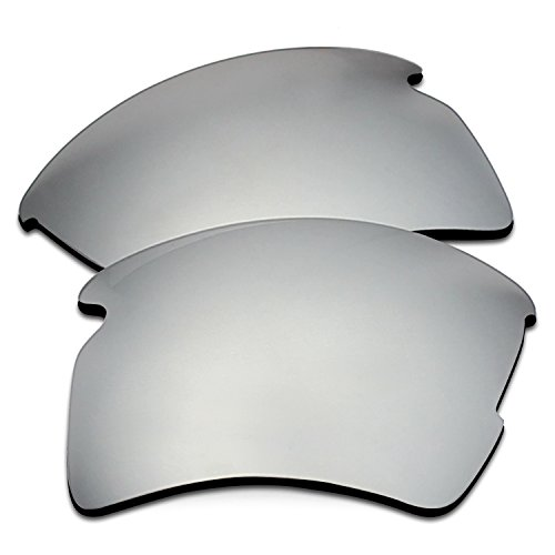 New 1.8mm Thick UV400 Replacement Lenses for Oakley Flak 2.0 XL - Options by Highprecisionoptics
