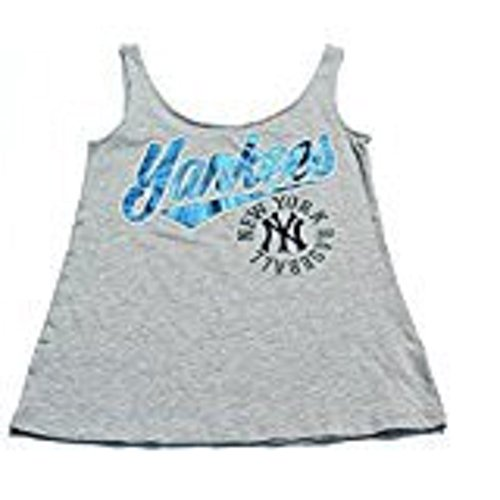 Womens New York Yankees Tank Top Size (New York Womens Tank Top)