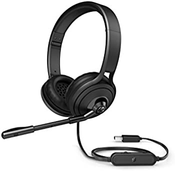 HP Pavilion Volume Control USB 500 Headset with Microphone