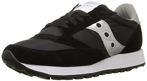 Femme Silver Chaussures Original Noir Black Jazz Cross de Saucony wp6ZqXx