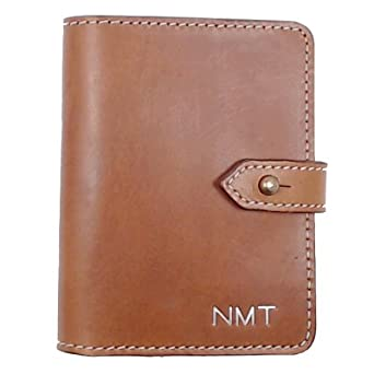 Circa Monogrammed Leather Card Holder 1e638560e