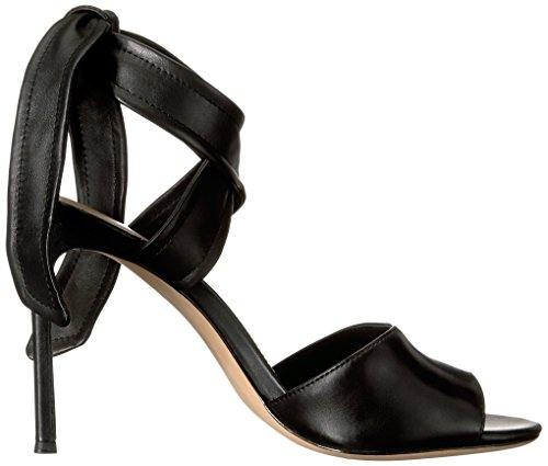 Women's Dress Elsa Black Sandal Victoire Pour La SxfEqnUCw