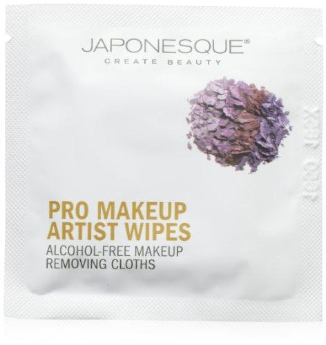 JAPONESQUE Pro Makeup Artist Wipes , 20 Count