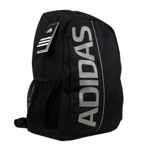 3c6fb1c57a Adidas Boys Black School Rucksack Backpack Shoulder Bag Work Sports College:  Amazon.co.uk: Clothing