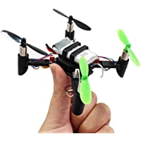 Gotd DIY Assembly Remote Control 2.4G 4CH 6-Axis Gyro UAV RC Aircraft Quadcopter Drone