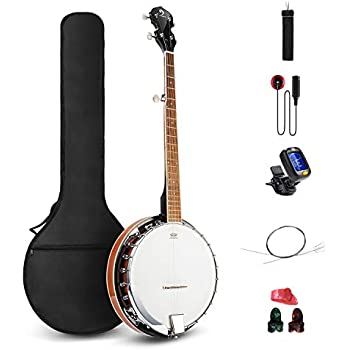 Amazon com: Jameson Guitars 5-String Banjo 24 Bracket with