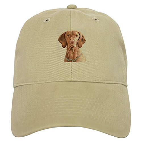 CafePress - Vizsla - Baseball Cap Adjustable Closure, Unique Printed Baseball ()