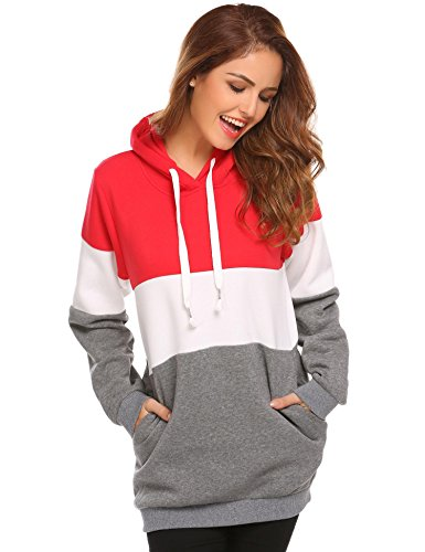 Red Athletic Pullover - 9