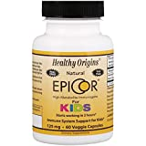 Cheap Healthy Origins EpiCor for Kids — 125 mg – 60 Capsules