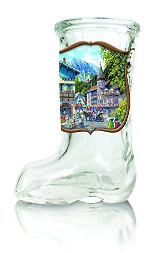Beer Boot Glass Shot: German Summer