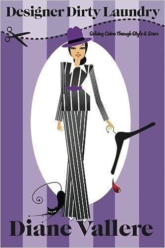 Book Designer Dirty Laundry (Style & Error) (Volume 1) by Diane Vallere (2012-06-05)