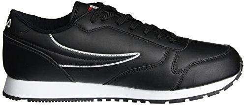 Fila Men Base Orbit Low - Zapatillas de casa Hombre Schwarz (Black)