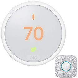 Image of the product Nest Protect Wired Smoke that is listed on the catalogue brand of Google Nest.