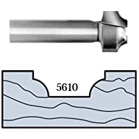 Whiteside Router Bits 5610 Bead Stile Profile Bit with 7/8-Inch Large Diameter and 1/2-Inch Shank by Whiteside Router Bits