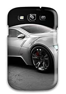 New DPatrick Super Strong Wallpapers Of Audi R Zero Concept Tpu Case Cover For Galaxy S3
