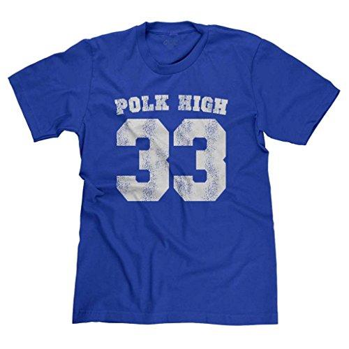 FreshRags Al Bundy Polk High Jersey Married with Children Men's T-shirt SM