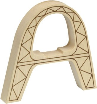 - Arch Support for NameTrain Track Systems - Made in USA