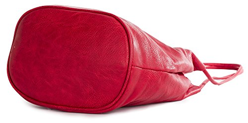 Bag Medium Designer Shop Soft Bucket Gold Plain Shoulder Size Metallic Womans Size Leather Hobo Vegan Tote Fashion Medium Big Handbag xapngnZ