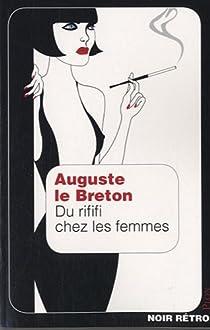 Du rififi chez les femmes par Le Breton