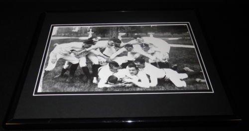 (1897 Notre Dame Football Team Framed 11x14 Photo Display)