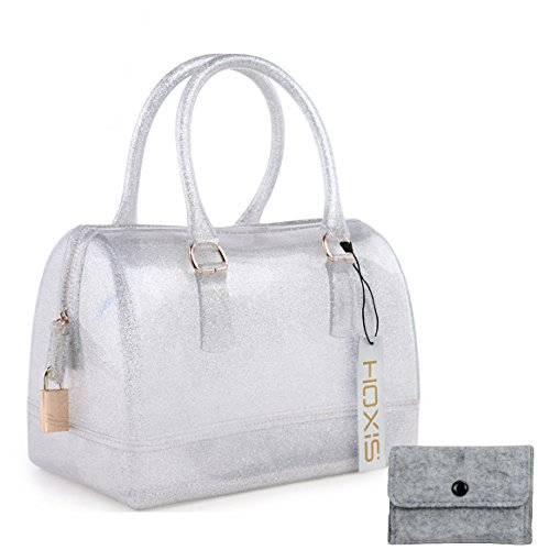Hoxis MINI Summer Glamorous Doctors Style Satchel Candy Hand Bag