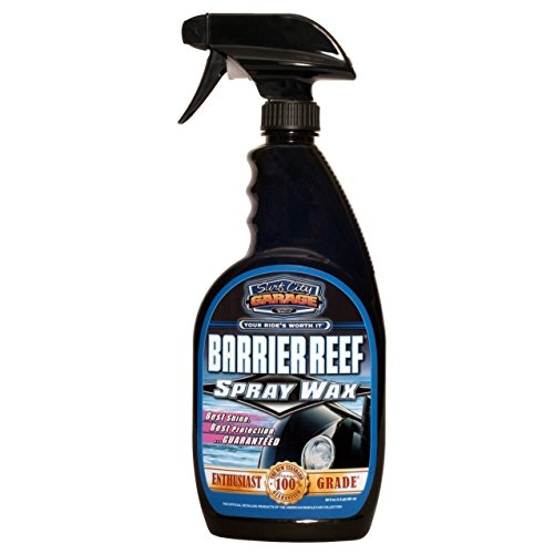 Surf City Garage 591 Barrier Reef Carnauba Spray Wax, 20 oz.