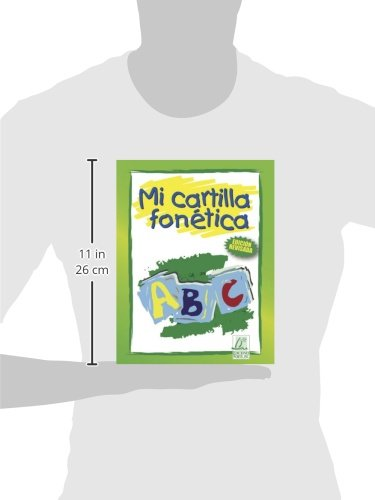 Mi cartilla fonética (Spanish Edition): Ediciones Norte: 9781931928977: Amazon.com: Books