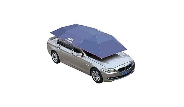 Amazon.es: JJJJD Parasol del coche Semiautomático Protección solar ...