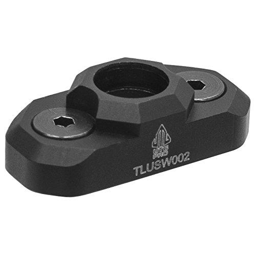UTG Pro Keymod Compatible Standard QD Sling Swivel (Quarter Turn Screws)