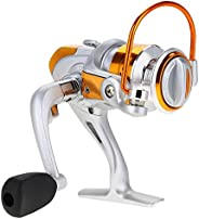 Fishing Reel, 12BB Ultra Smooth Metal Fishing Reel Handle Wheel for Fishing Accessories(BL1000)