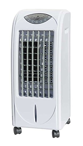 SPT Evaporative Air Cooler with 3D Cooling Pad,