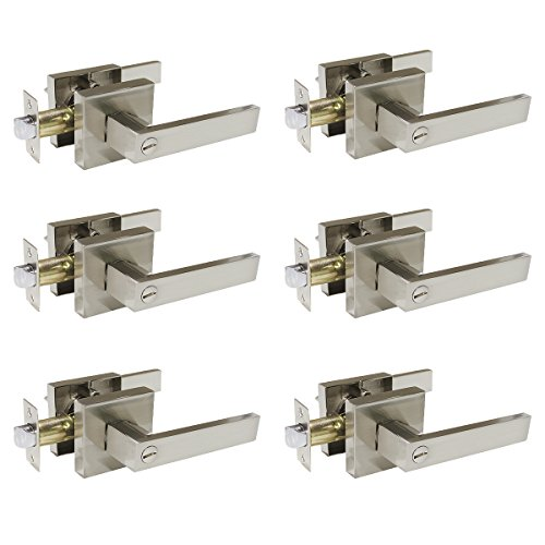 interior door handles lockset - 4