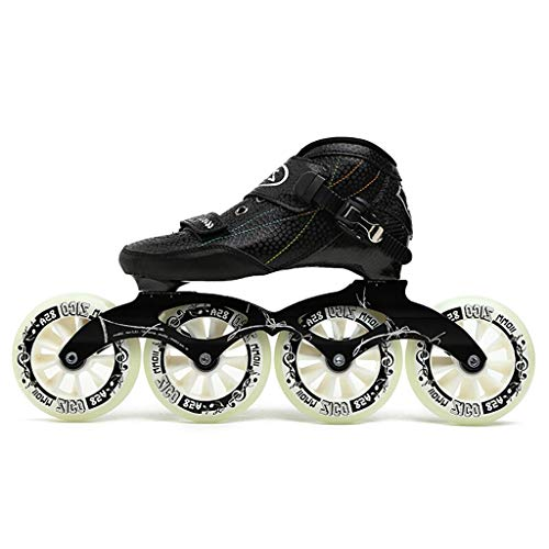 - LDDYC Speed Skating Shoes Adult Boys and Girls Carbon Fiber Professional Roller Skates Inline Skates (Size : EU 31/US 13.5/UK 12.5/JP 20.5cm)