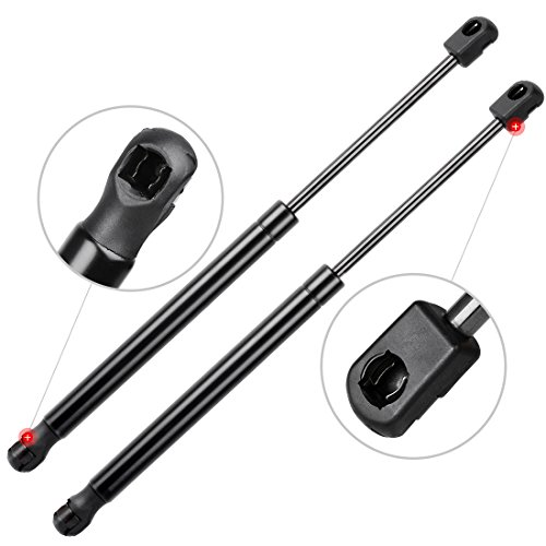 Acura Tl Hood Replacement - 4160 Front Hood Lift Supports for ACURA TL 2002 2003 Hood Struts Front Gas Springs Shocks Props SG326016 8196222 2Pcs