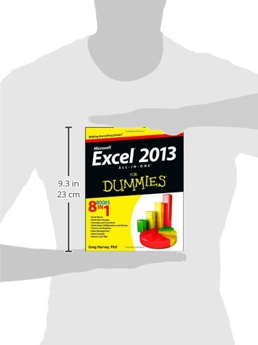 descarga Excel 2013 All-in-One For Dummies