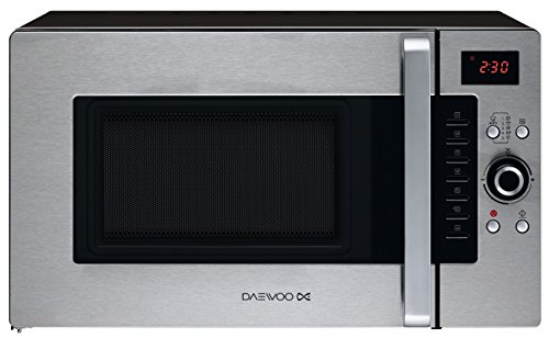 Daewoo KOC-9Q4DS Convection Microwave Oven 1.0 Cu. Ft., 900W | Stainless Steel