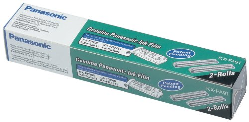 Wholesale CASE of 5 - Panasonic Replacement Fax Film Roll-Fax Film, for KX-FG2451/KX-FP205