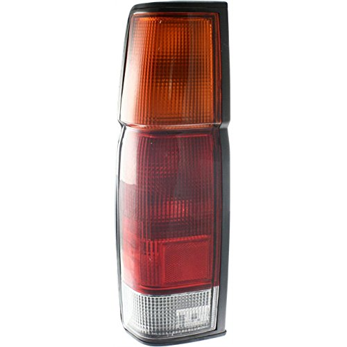Evan-Fischer EVA15672012453 Tail Light for Nissan Pickup 86-97 Assembly Left Side