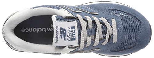 Petrol Balance New Blu Donna Light Crb 574v2 Petrol Light Sneaker 8rSdrgnq