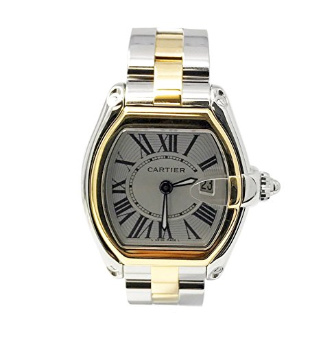 Cartier Roadster swiss-quartz womens Watch W62026Y4 (Certified Pre-owned)