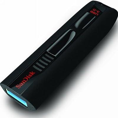 Cl� USB SANDISK CRUZER EXTREME SDCZ80 NOIR 64GO