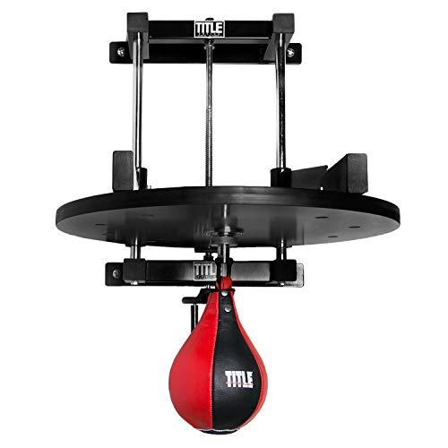 (Title Boxing Precision Adjustable Speed Bag Platform)