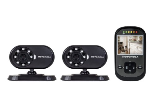 Motorola Pet Scout500-2 Remote Wireless Pet (Digital Scout Video)