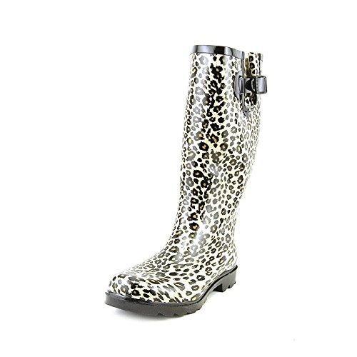 Corkys New Frauen Sonnenschein Regen Stiefel Gepard