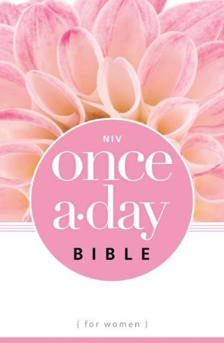 (NIV, Once-A-Day Bible for Women, Paperback)