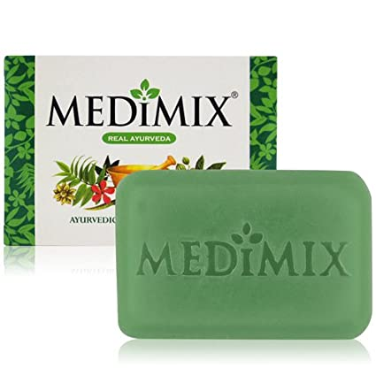 Pack Of 6 75 G Medimix Ayurvedic Soap With 18 Herbs