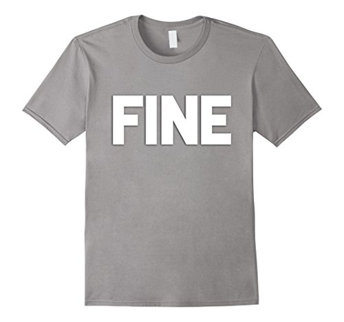Men's Fine Mood Design T-shirt 2XL