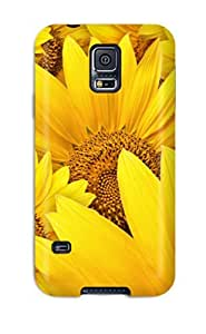 New Style JoelNR Hard Case Cover For Galaxy S5- Flower